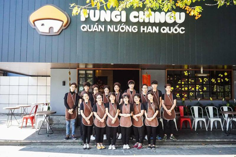 Fungi Chingu Đà Lạt