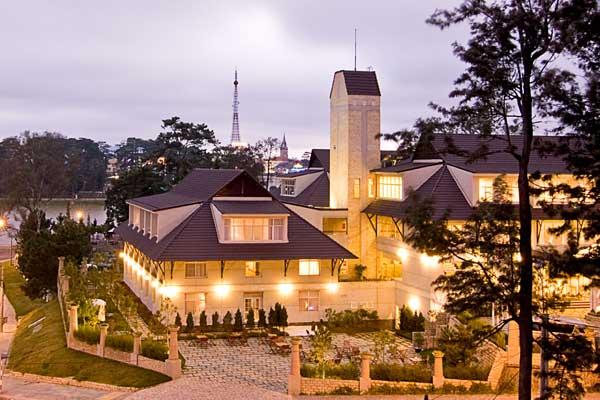 Khách sạn Đà Lạt giá rẻ gần chợ