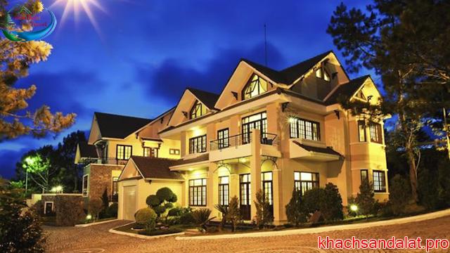 Top khach sạn 3 sao Đà Lạt