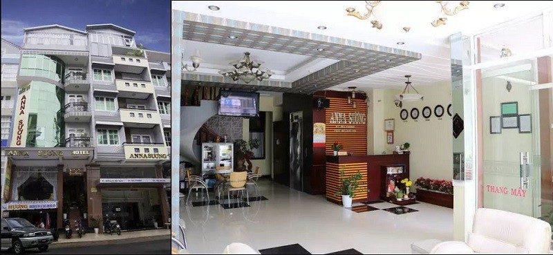Khách sạn Anna Đà Lạt