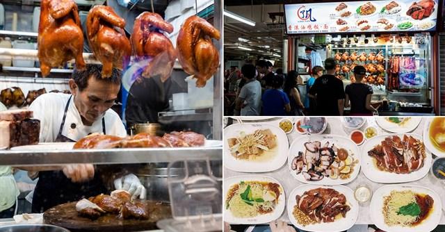 tiệm cơm trưa Singapore Đà Lạt
