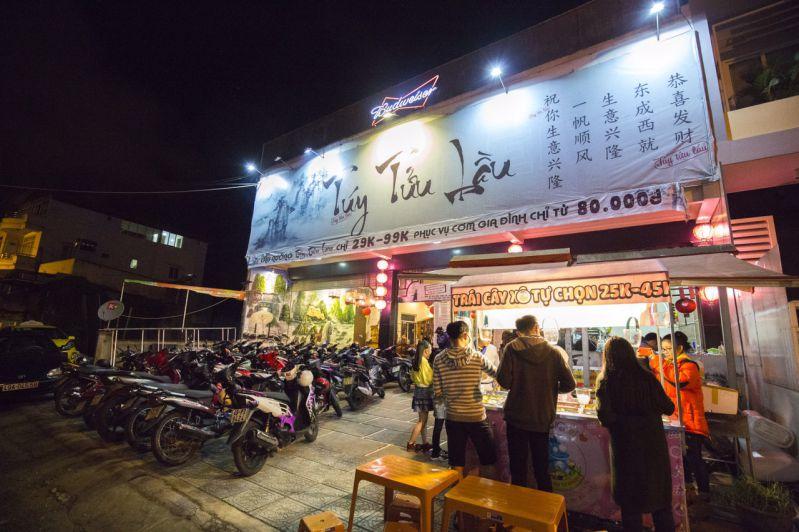 quán nướng Tuý Tửu Lầu