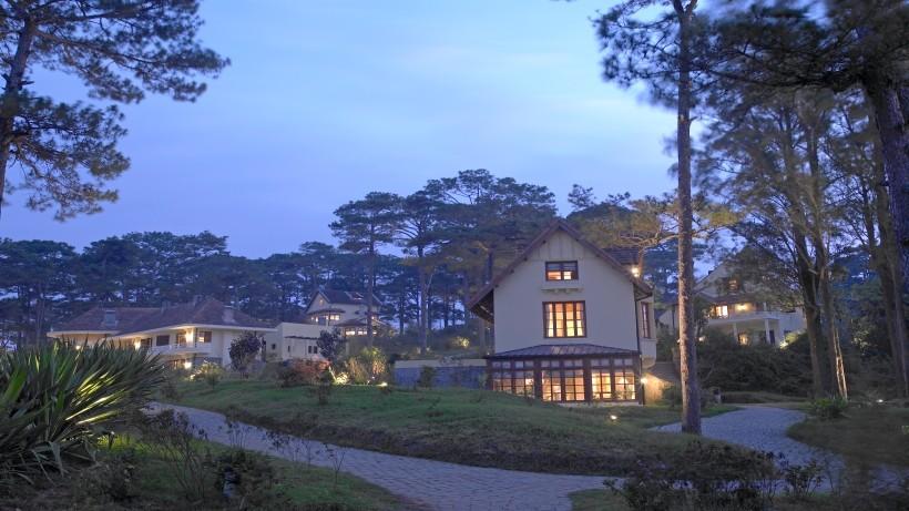 Resort Hồ Tuyền Lâm Đà Lạt