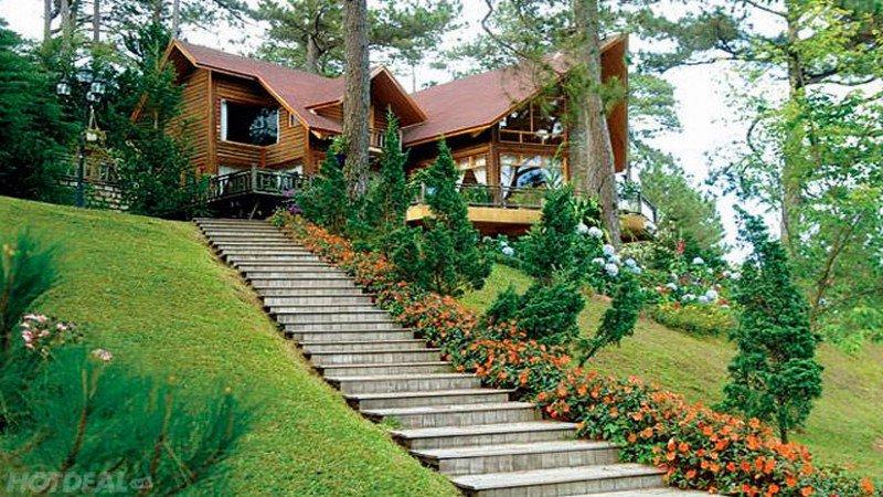 Resort Mông Mơ Đà Lạt