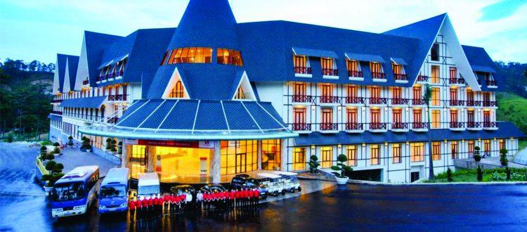 Resort Swiss-bel Đà Lạt