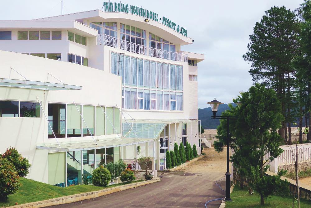 Resort thuý Hoàng Nguyên Đà Lạt