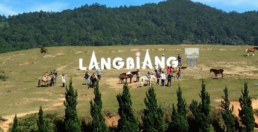tour Đà Lạt 1 ngày Langbiang