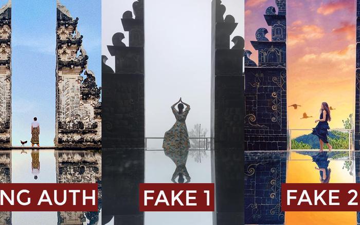 tour cổng trới Bali Đà Lạt