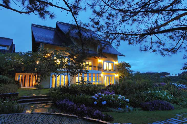 Villa resort Bình An Đà Lạt