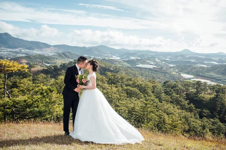 Chụp ảnh cưới Đà Lạt trọn gói