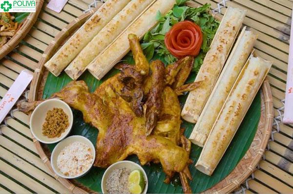 Cơm gà ở Đà Lạt