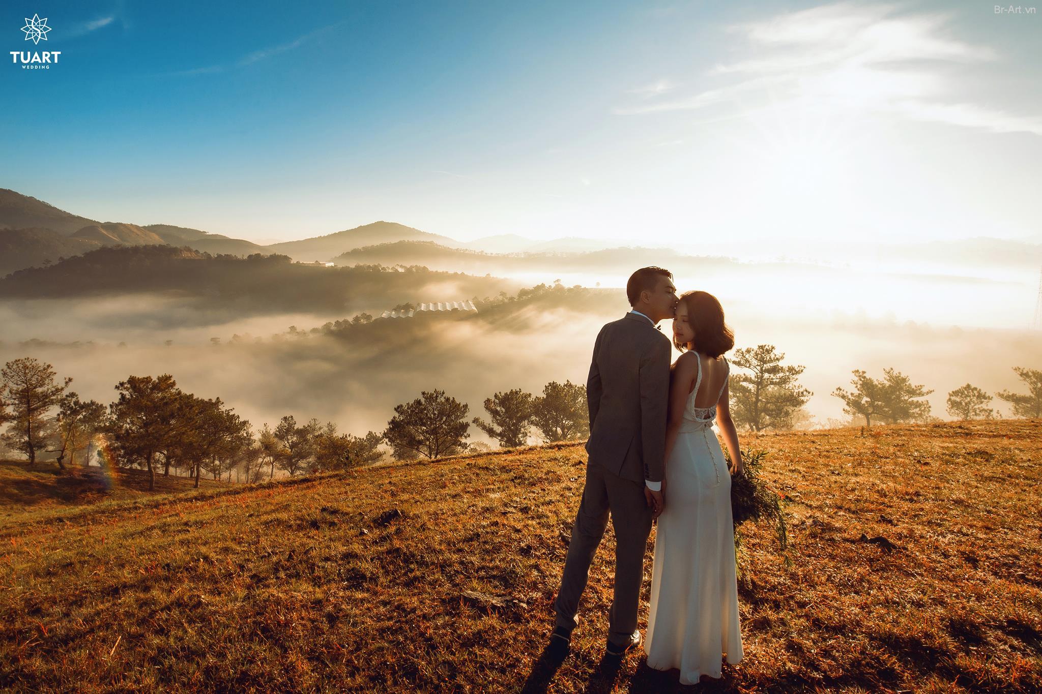 Giá chụp ảnh cưới ngoại cảnh ở Đà Lạt