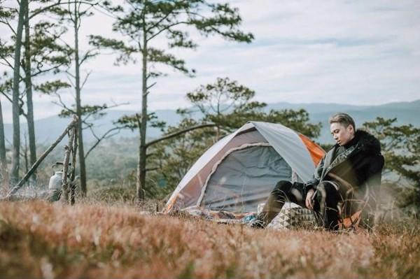 kinh nghiệm cắm trại tự túc
