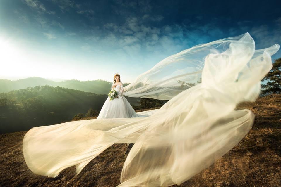 các studio chụp hình cưới ở Đà Lạt