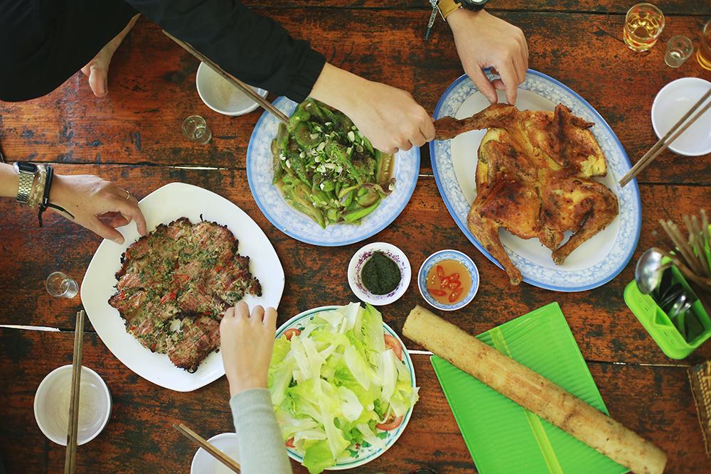 quán cơm gà ngon ở Đà Lạt