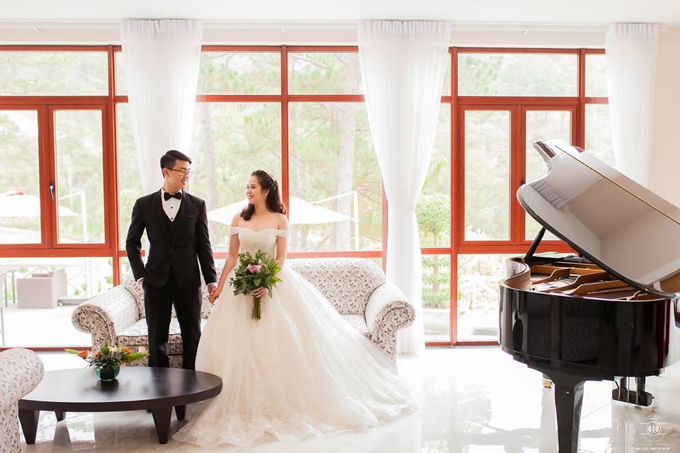tour chụp hình cưới Đà Lạt