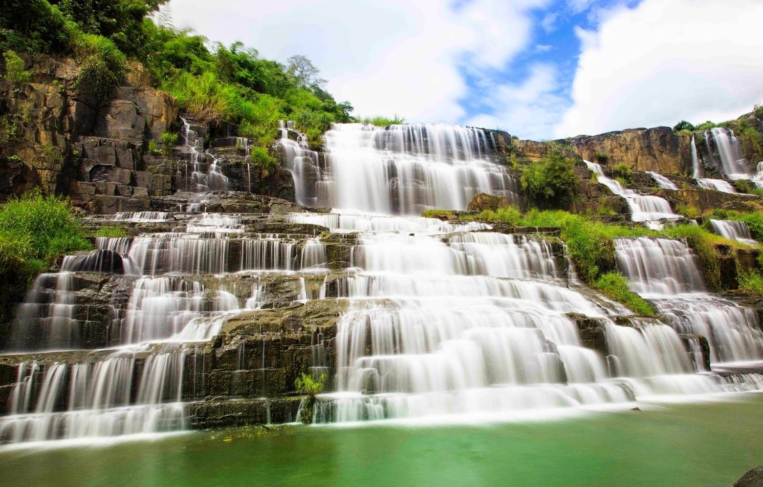 tour thác Đà Lạt