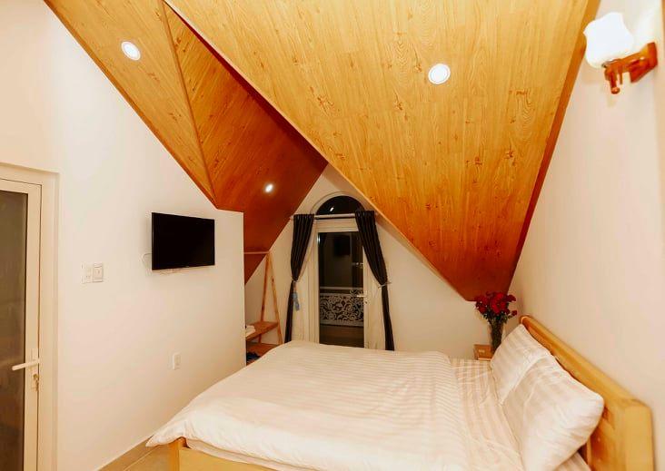 phòng dành cho 2 người tại villa