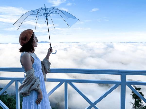 Ành săn mây Đà Lạt