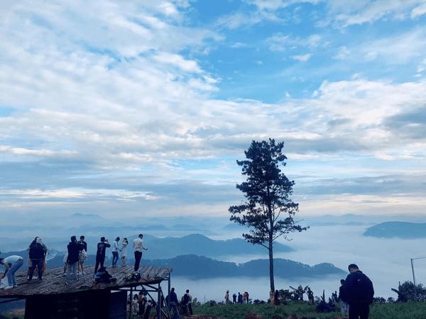 săn mây Đà Lạt mấy giờ đẹp nhất