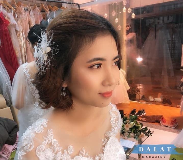 Trang điểm cô dâu Đà Lạt