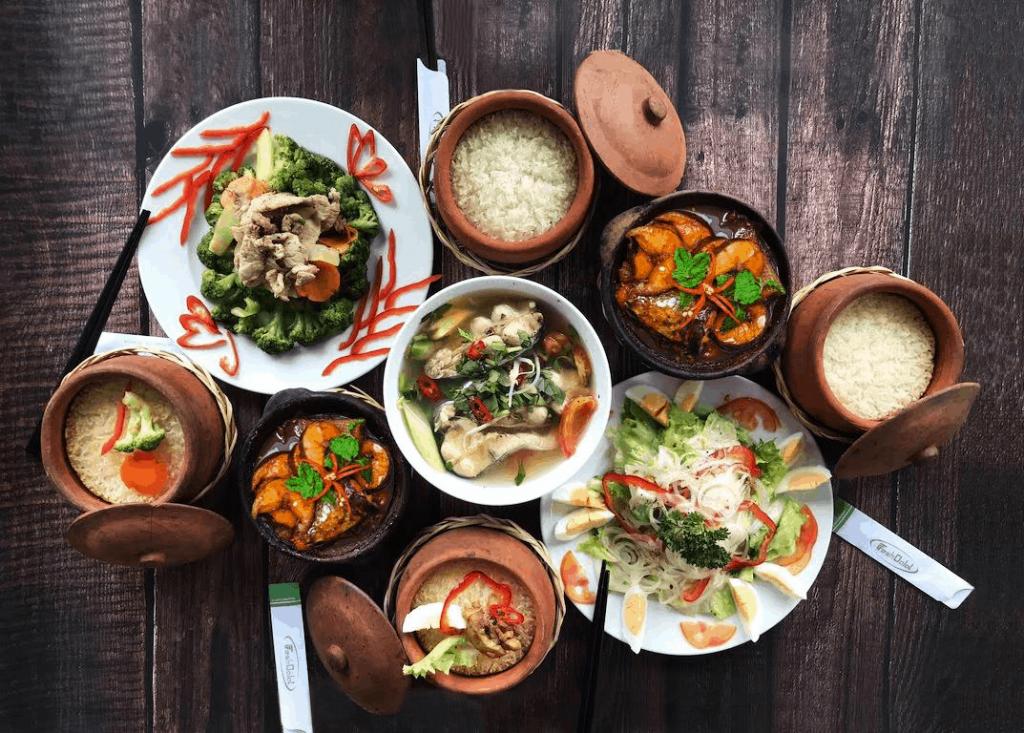 cơm niêu ngon ở Đà Lạt