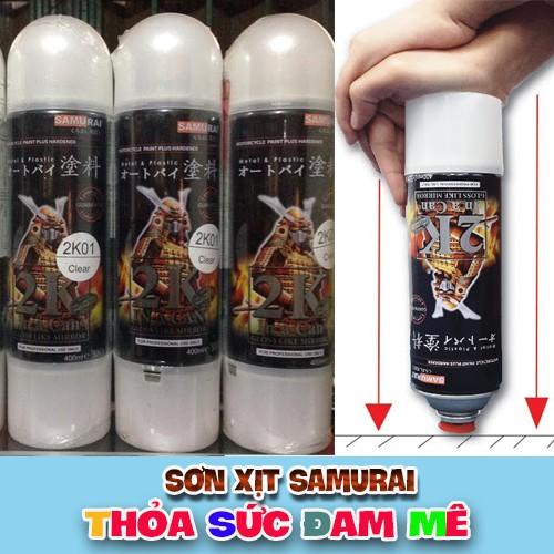 Giá sơn Samurai Đức Trọng