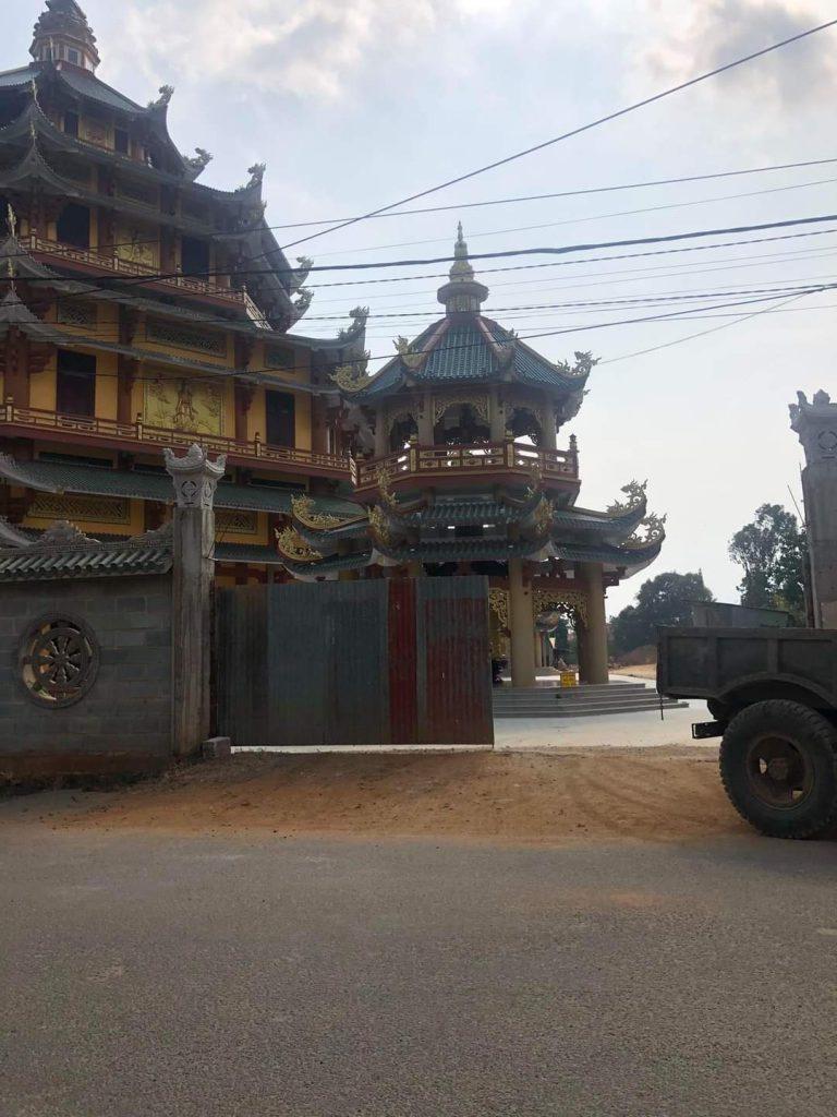 Đất làng chùa Phú An